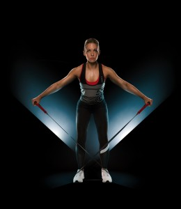 The Les Mills SMARTBAND for Group Exercise
