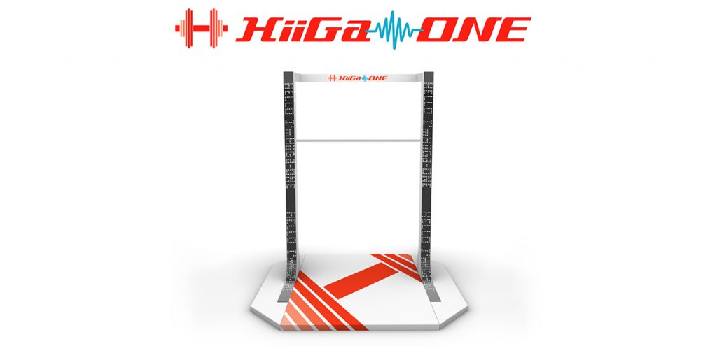 The HiiGa-ONE - New in Fitness