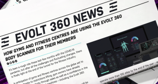 How Gyms Are Using Evolt 360 Body Scanner