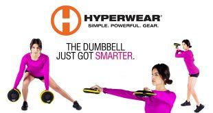 Hyperwear - The Dumbbell Just Got Smarter