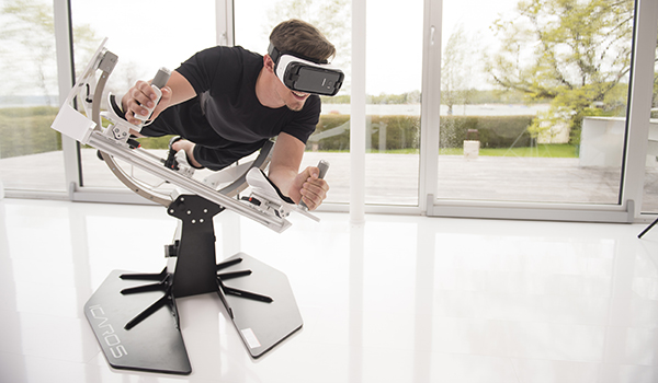 ICAROS Virtual Reality Exercise System
