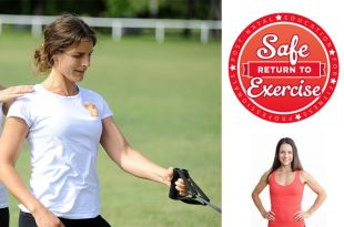 Jen Dugard - Safe Return To Exercise Course