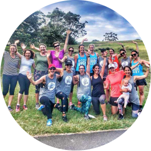 Jen Dugard - Group Fitness for New Mums