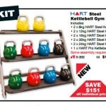 HART Sport - Kettlebell Kit