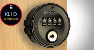 New Digital Keyless Lock Solutions KL10 From Codelocks