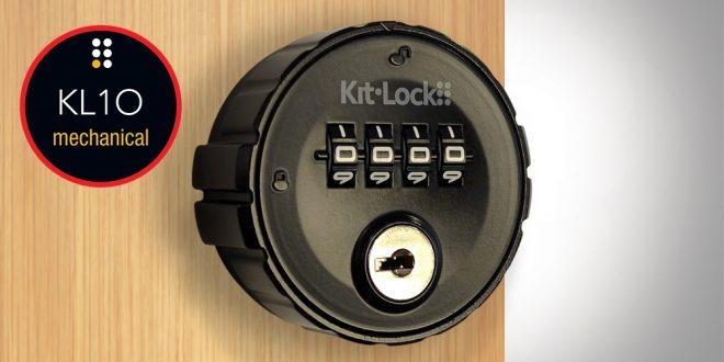 New Digital Keyless Lock Solutions KL10 From Codelocks