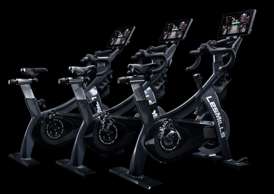 Les Mills Virtual Bike
