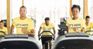 Technogym Australia - Let's Move For A Better World