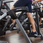 Life Fitness - Arc Trainer - Close Up