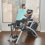 Life Fitness - Arc Trainer - SE3HD Console