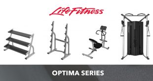 Life Fitness Australia - Optima Series