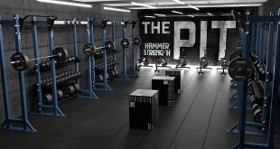 Life Fitness - HD Athletic Perimeter - The Pit