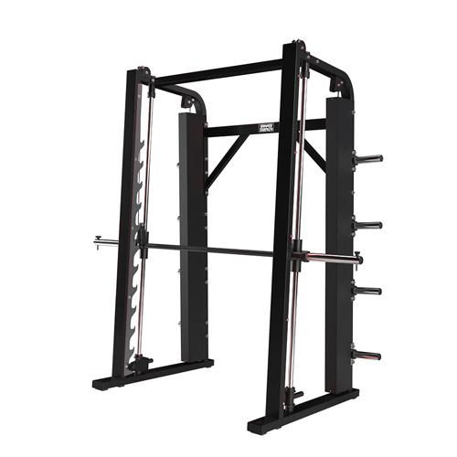 Life Fitness - Hammer Strength - Vertical Smith Machine