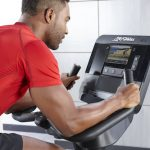 Life Fitness - Integrity Series Cardio Line - Treadmill Workout