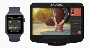 Life Fitness - Seamless Pairing With Apple Watch