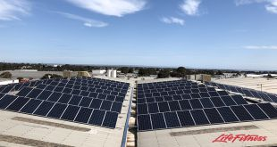Life Fitness Australia HQ Turns To Solar Power