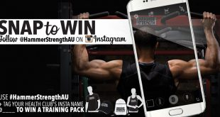Life Fitness - SNAP to WIN @HammerStrengthAU