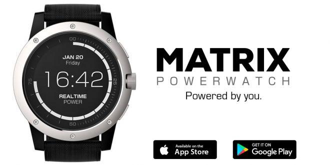 MATRIX PowerWatch - A world first