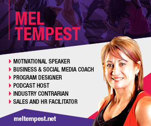 Find out more about Mel Tempest.