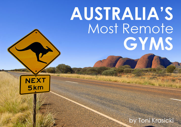 Australia's Most Remote Gyms