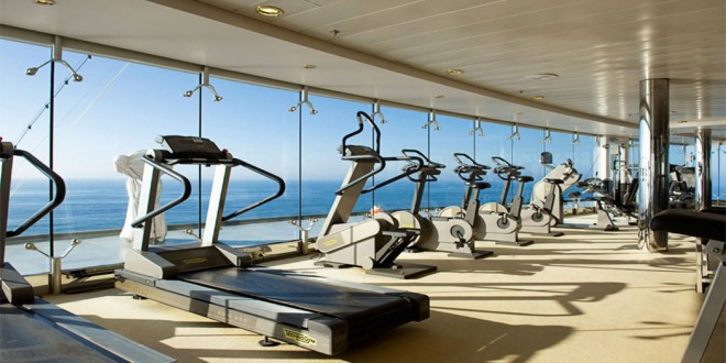 MSC Cruises Teams With Technogym