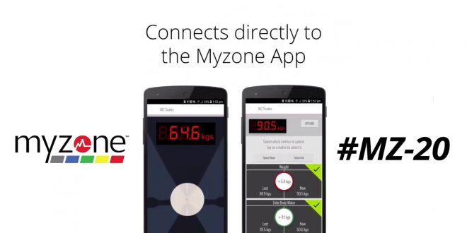 Myzone Add MZ-20 Scales To It's Product Range
