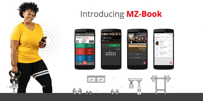 Myzone Launch MZ-Book for 2018