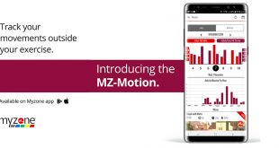 Myzone Launch MZ Motion to measure non-exercise activity
