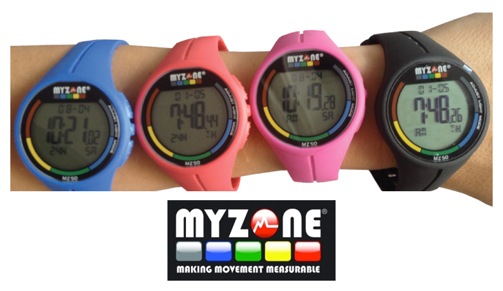 MYZONE - The MZ50 Watch