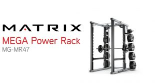Matrix Fitness - MEGA Power Rack MG-MR47