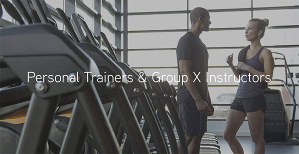Matrix Fitness - Personal Trainers and Group Instructors