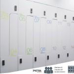 Metra Australia Lockers - Safe Storage