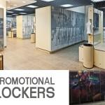 Metra Australia Promotional Lockers