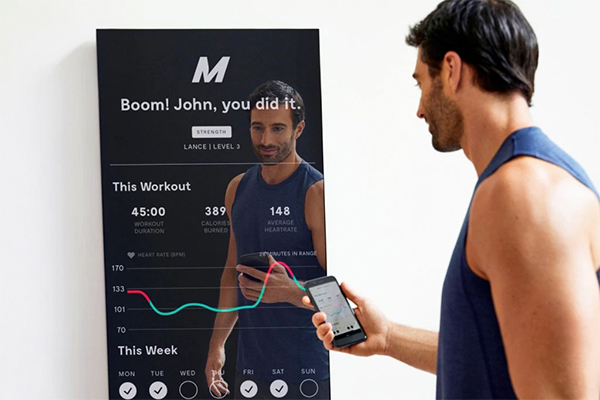 Coming Soon - Mirror - The New Virtual Fitness Platform