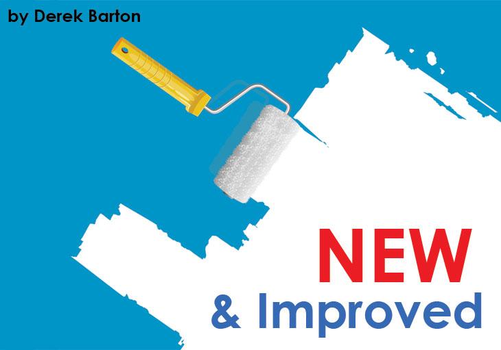 New & Improved by Derek Barton