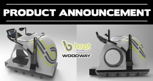 Boost Treadmill - New from Woodway - Available in Australia from NovoFit