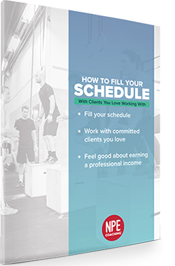 NPE Fill Your Schedule - Download The Free eBook