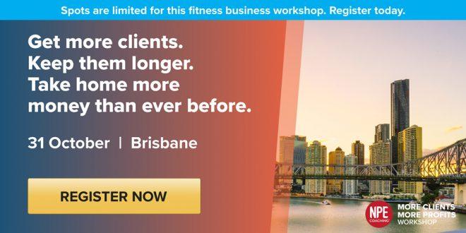 NPE Coaching - More Clients More Profit Workshop