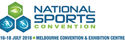 National Sports Convention - 16-18th July 2018