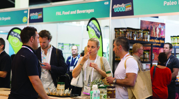 Naturally Good Expo 4-5 June 2017