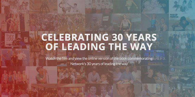 Network Celebrates 30 Years Strong