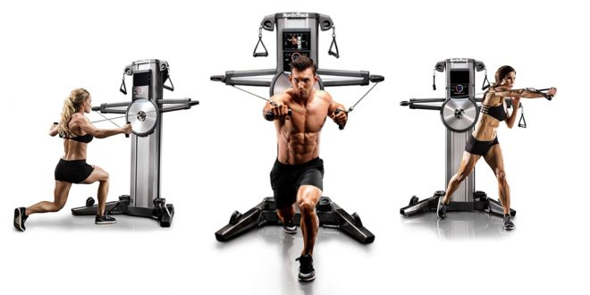NordicTrack Fusion CST - Strength Train Better