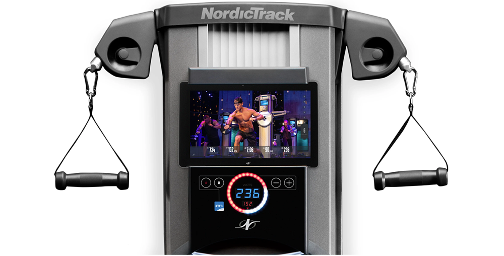 NordicTrack Fusion CST - Interactive Training