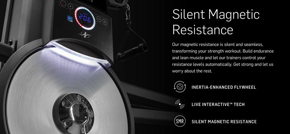 NordicTrack Fusion CST - Silent Magnetic Resistance