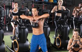 OCTANE - Max Trainer Commercial Functional Training