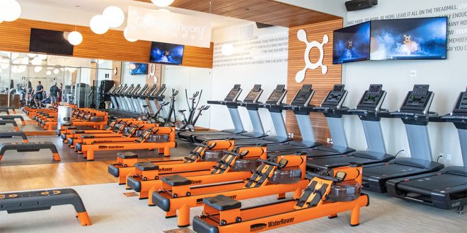 Orangetheory Gyms introduce Pop-up gyms at Hilton Hotels