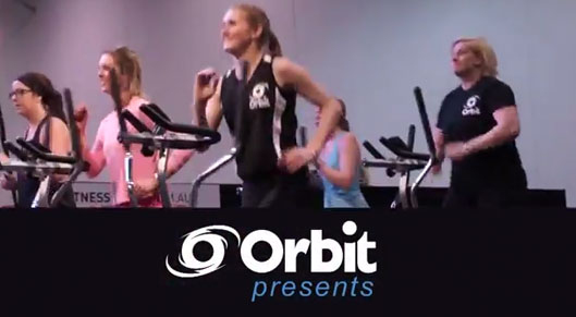 IndoorWalking Elliptical from Orbit Fitness