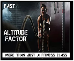 Oxygen Athletic - Altitude Factor - FAST