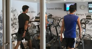 Oxygen Athletic Altitude Training Rooms - Altitude By Design