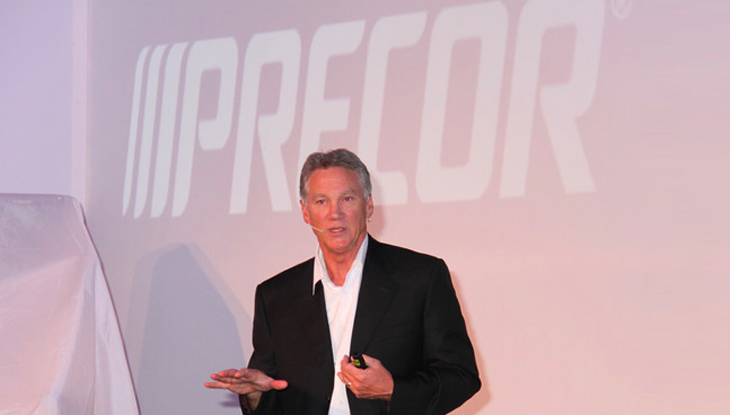 Paul Byrne Announces Retirement From Precor